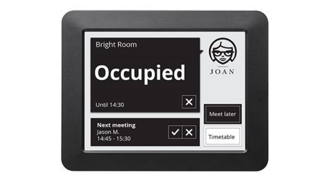 Joan Room Booking System