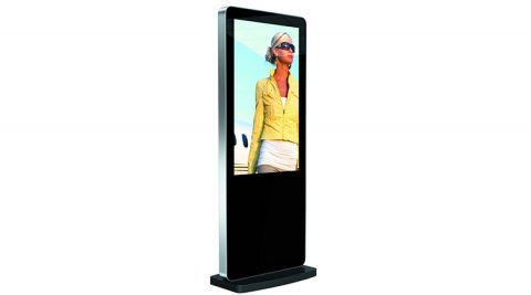 Slimline Digital Displays