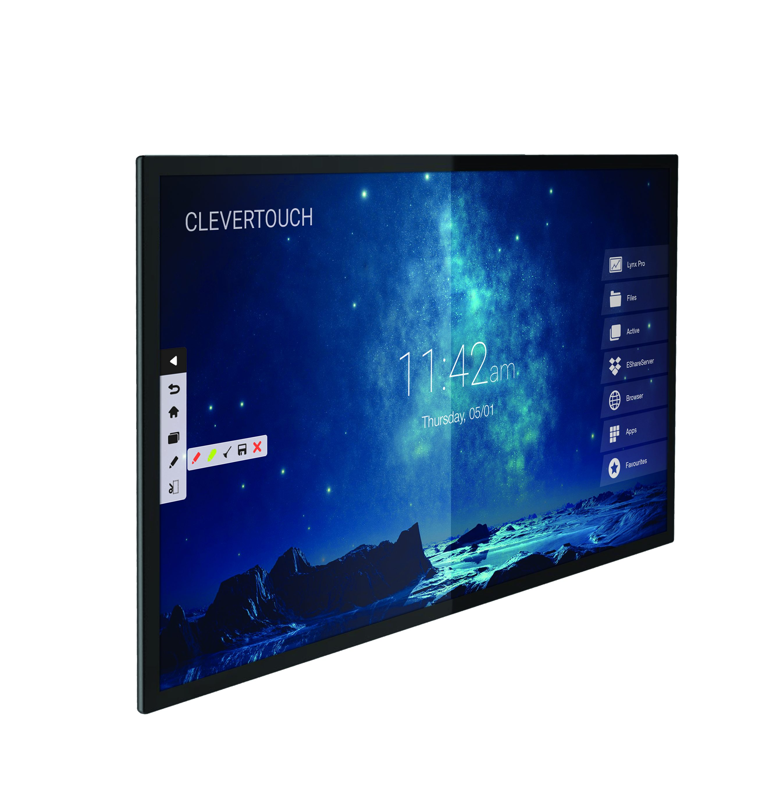 Clevertouch Pro Series Capacitive Touch