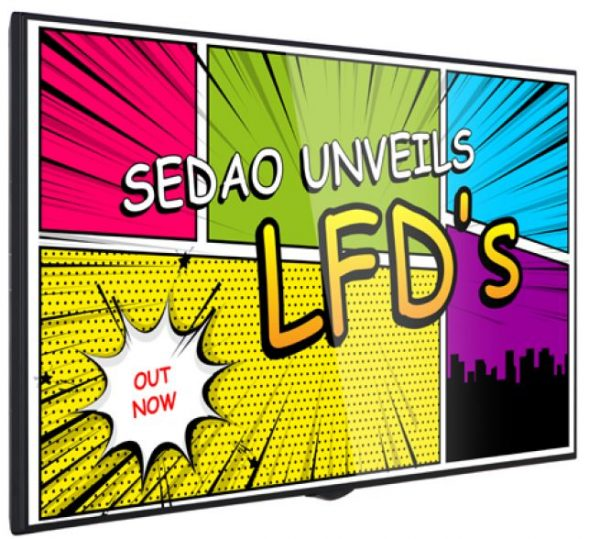 Sedao Commercial Screens