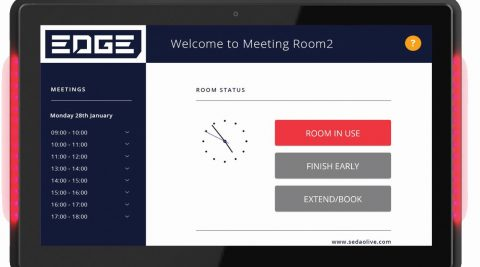Live Rooms Booking System